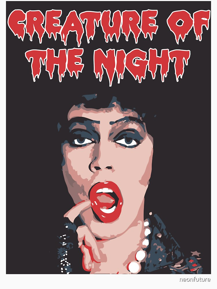 Rocky Horror Picture Show Night Creature Tim Currie by neonfuture