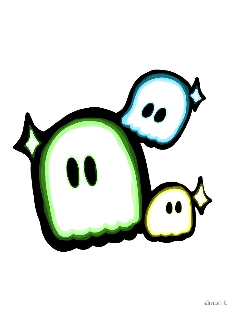 glowy ghost boys by simon t.