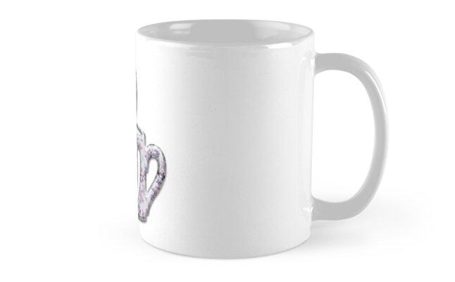 Double Monogram - OU - Coffee Cups by Studio-CFNW11