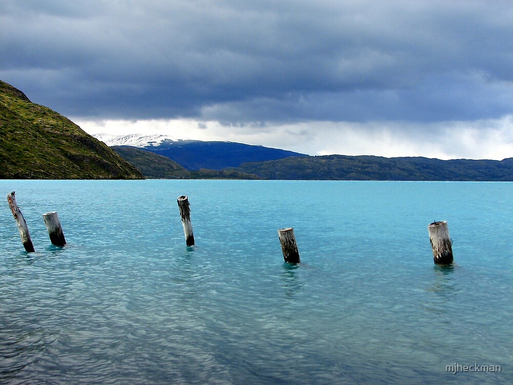 Blue Cold Patagonia, 2007 by mjheckman