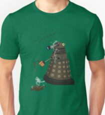 Dalek Retrement - Dr Who's Orders | CULTIVATE Unisex T-Shirt
