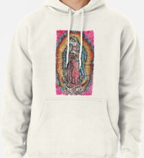 The Holy Peanut Cat Pullover Hoodie