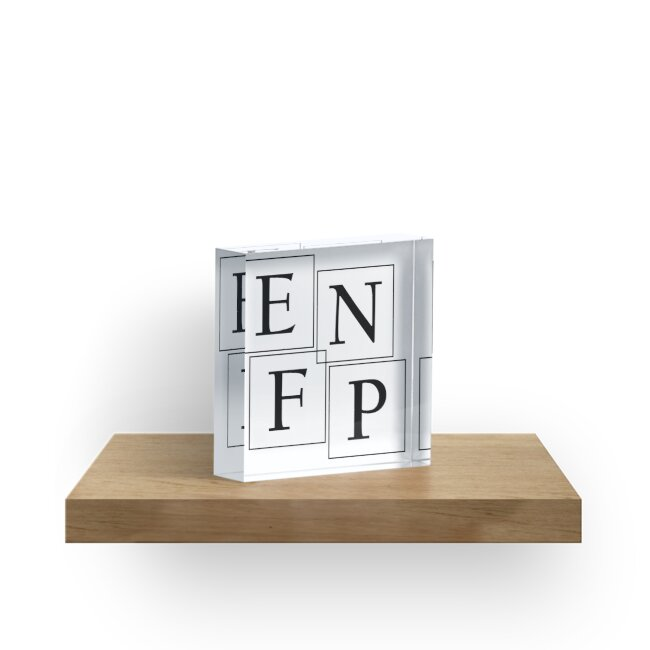 Four Corners - ENFP by porcupride