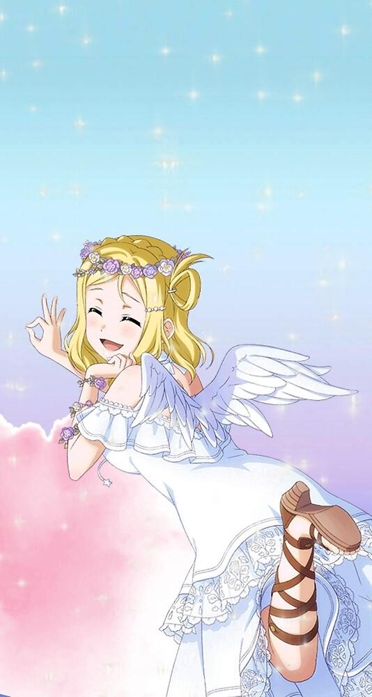 angel mari by littledevildia