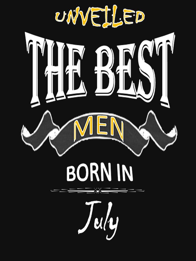 Men born in July by FranciscoRui