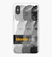 Frank Ocean Blonde Poster iPhone Case