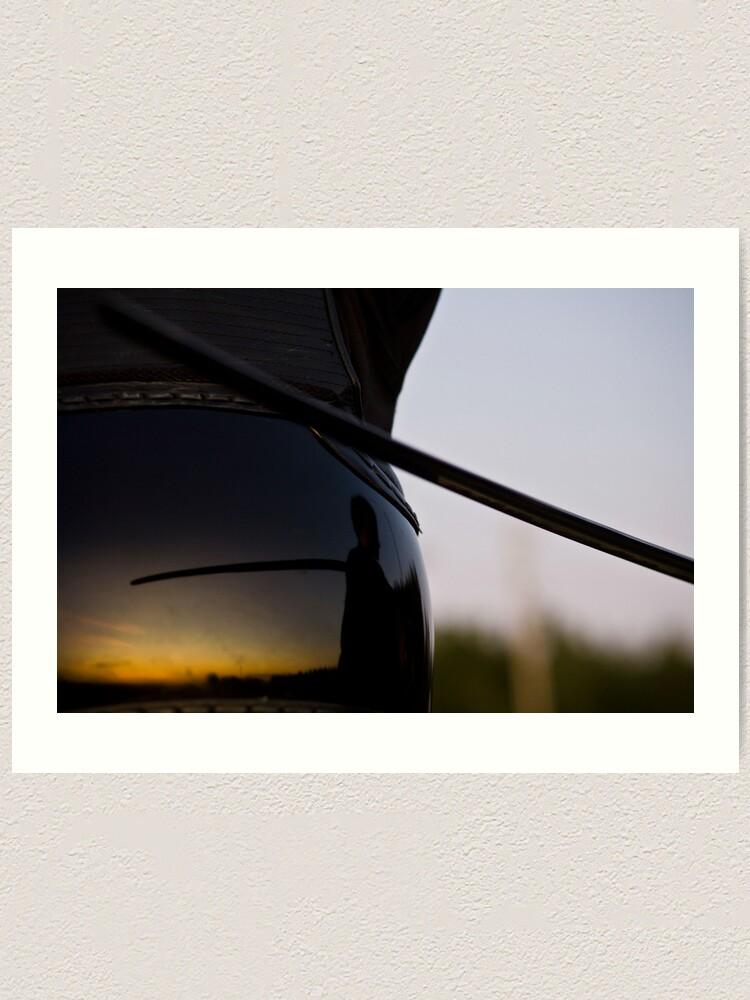 Alternate view of Reflection Art Print