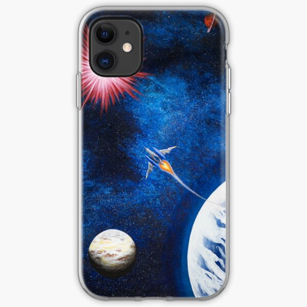 Lylat iPhone Soft Case