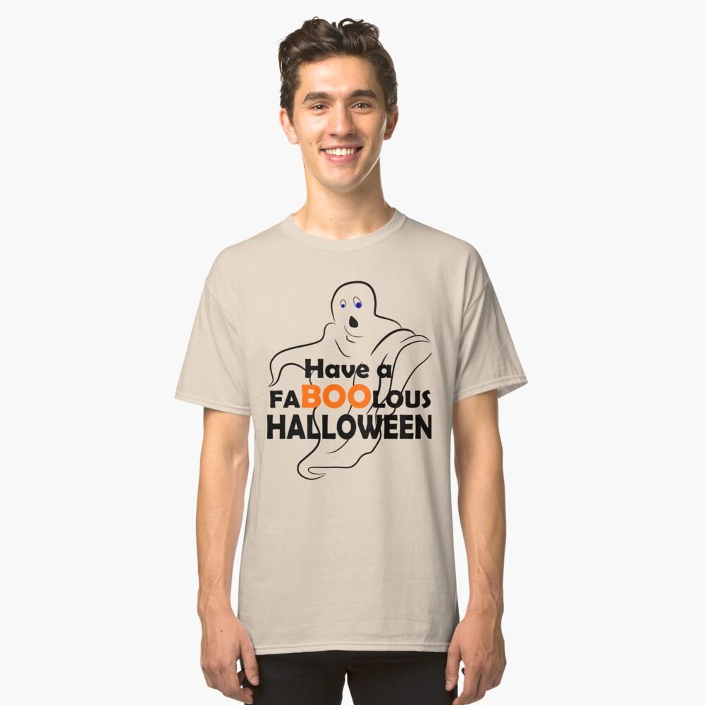 FABOOLOUS HALLOWEEN  Classic T-Shirt Front