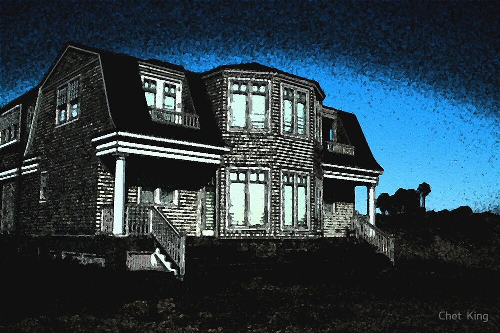 Amityville Revisited by Chet  King