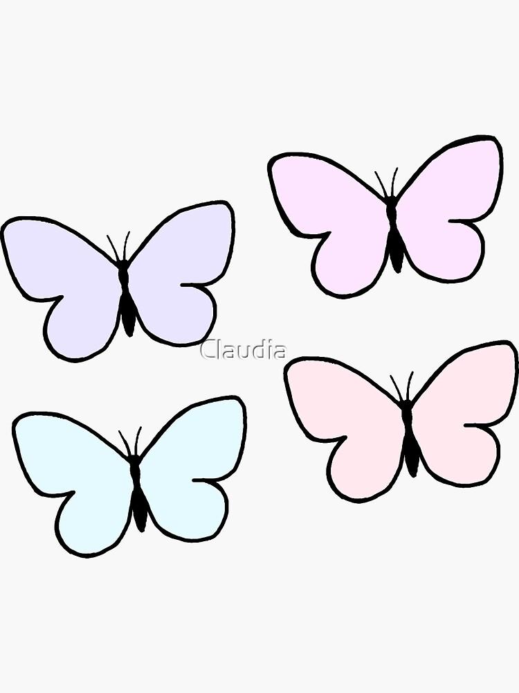 Schmetterlinge von clozano5117