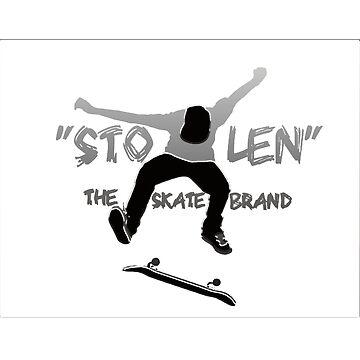 Stolen the skate brand by Stolen-DSGN