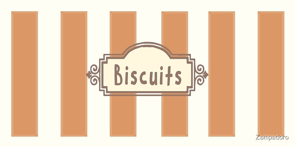 Biscuits Antique by Zampadoro