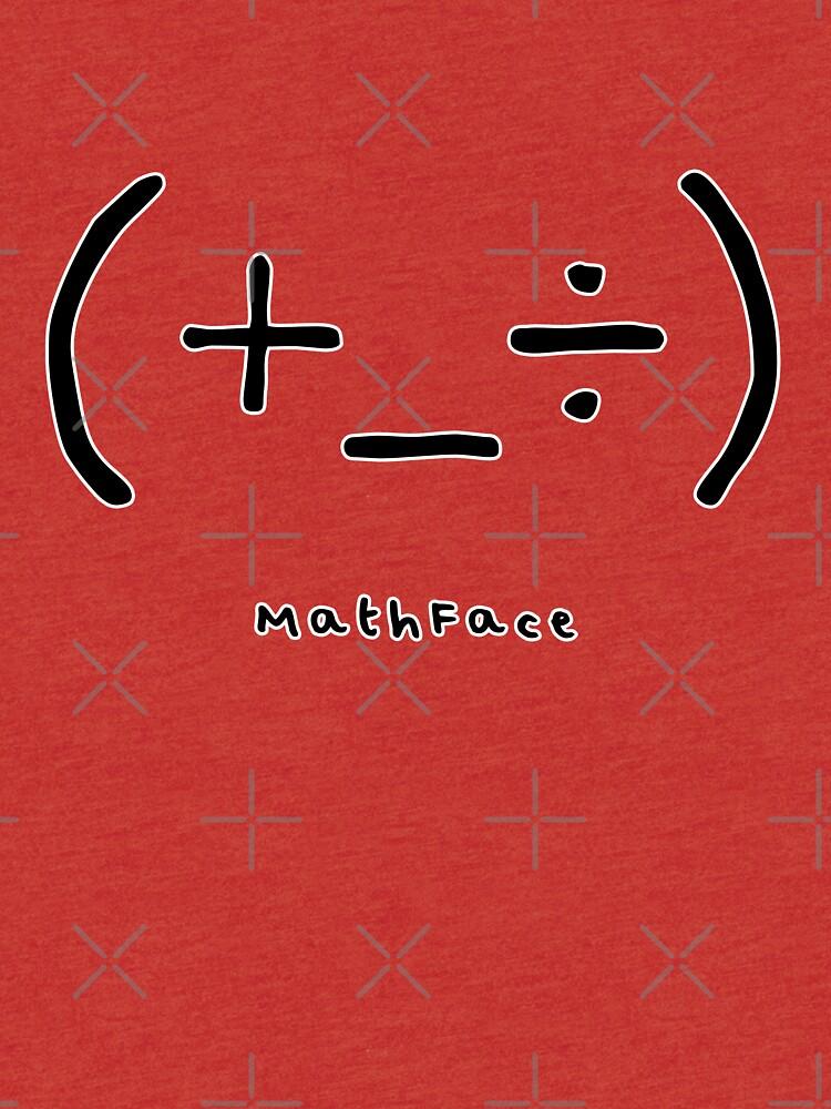 MathFace by SharpTattoos