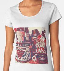 Nevr-Dull Women's Premium T-Shirt