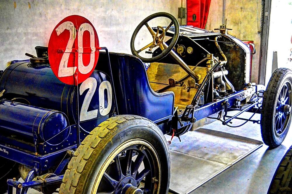 Olde Indy Car  by JoshWilliamsph