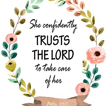 Psalm 112:7 Bible Verse by Roland1980
