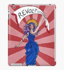 Revolt! iPad Case/Skin