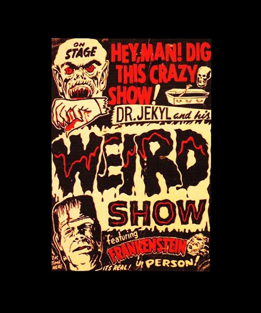 Halloween - Frankenstein, Dr. Jekyl by STYLESYNDIKAT