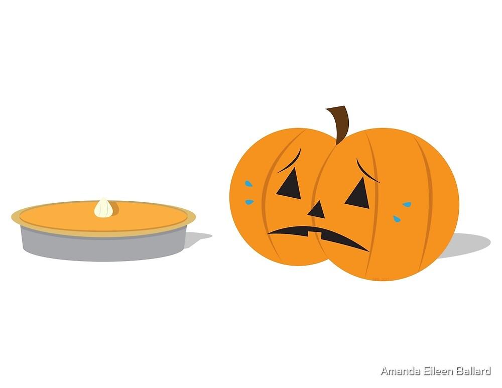 Pumpkin Pie by Amanda Eileen Ballard