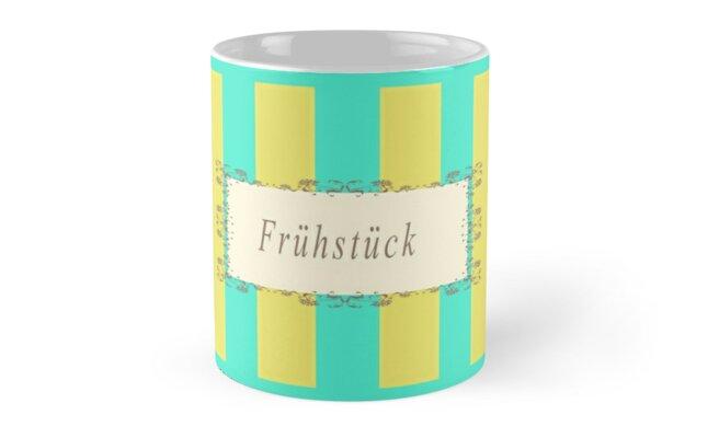 Fruhstuck Antique by Zampadoro