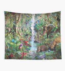 Dschungelbuch Wandbehang