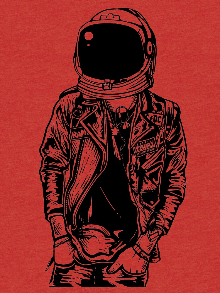 Astronaut punkster by Taz-Clothing