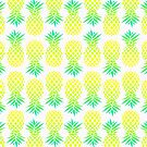 Pineapple Blend Pattern by Jessica Slater