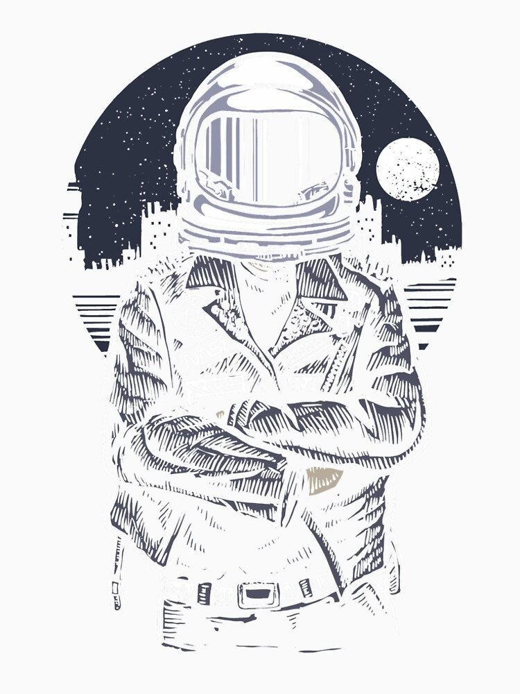 Astronaut rebel by Taz-Clothing
