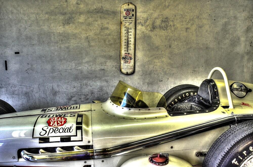 AJ Foyt Winning Car  by JoshWilliamsph