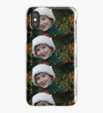 All I Want For Christmas Are My Two Front Teeth iPhone Case/Skin