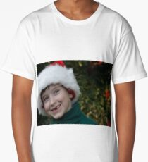 All I Want For Christmas Are My Two Front Teeth Long T-Shirt