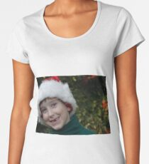 All I Want For Christmas Are My Two Front Teeth Women's Premium T-Shirt