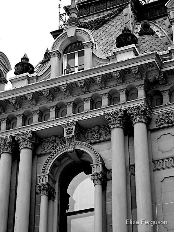 Sydney Town Hall  by Eliza Ferguson