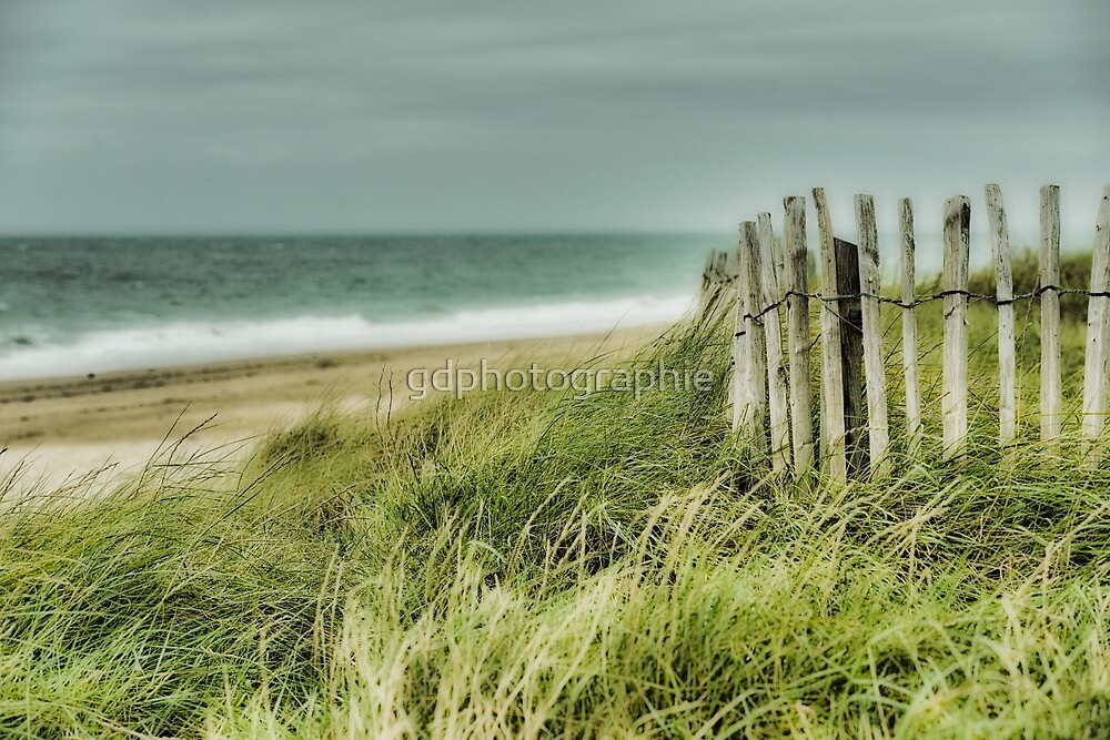 Granville Beach by gdphotographie
