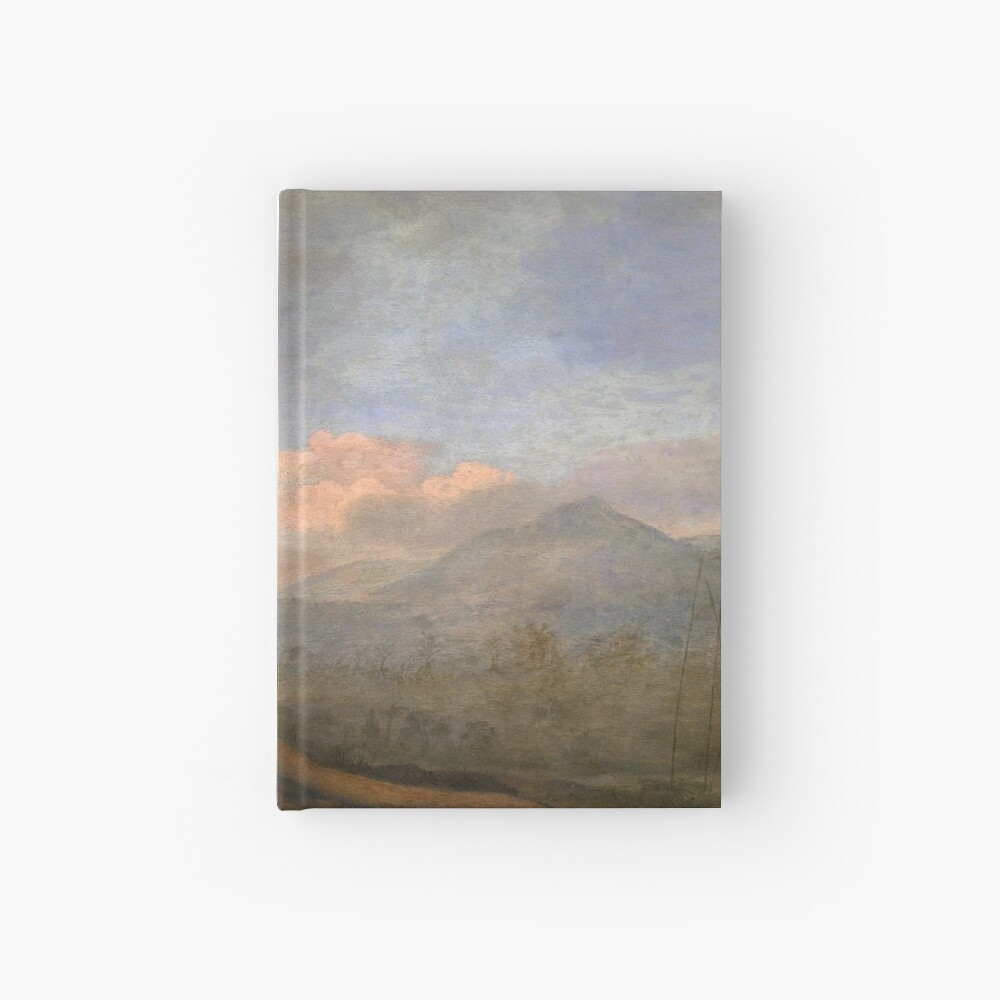 The Kongouro Oil Painting by Australian Artist George Stubbs Hardcover Journal