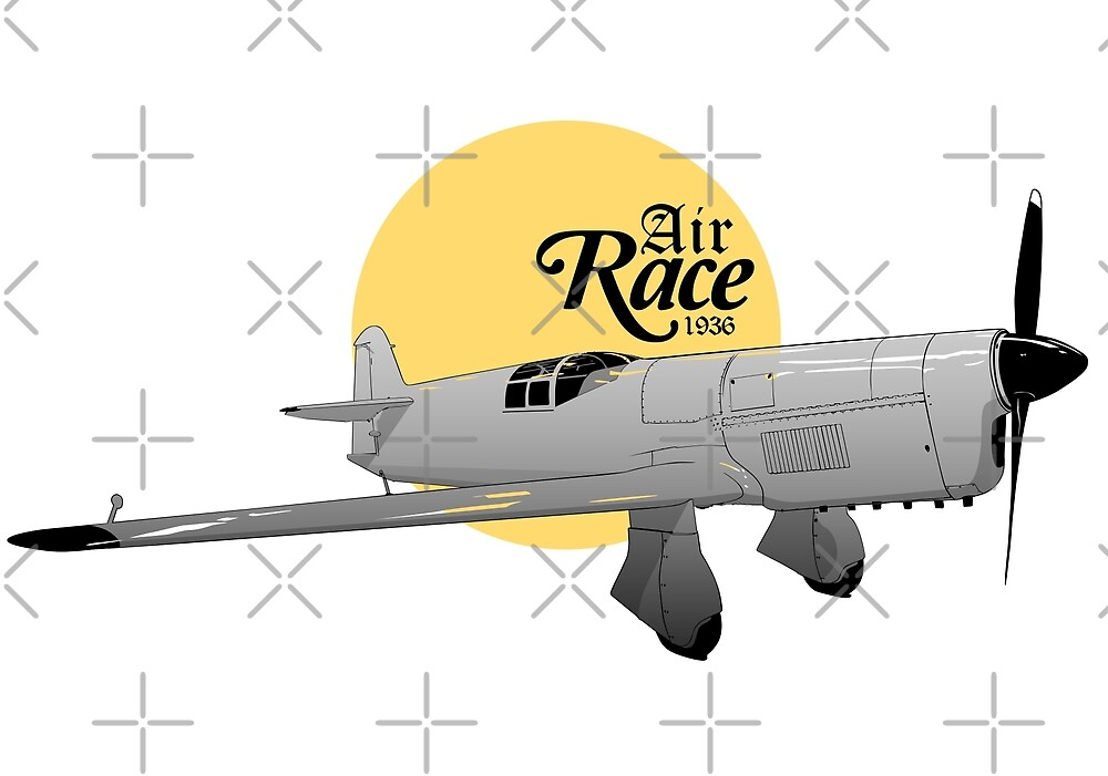Air Racer by Chris Jackson