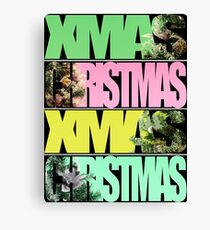 Decorations for this Christmas Canvas Print