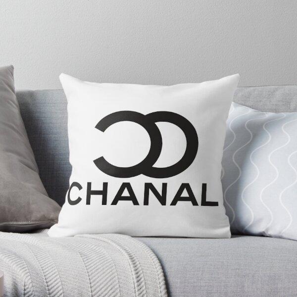 chanal Throw Pillow