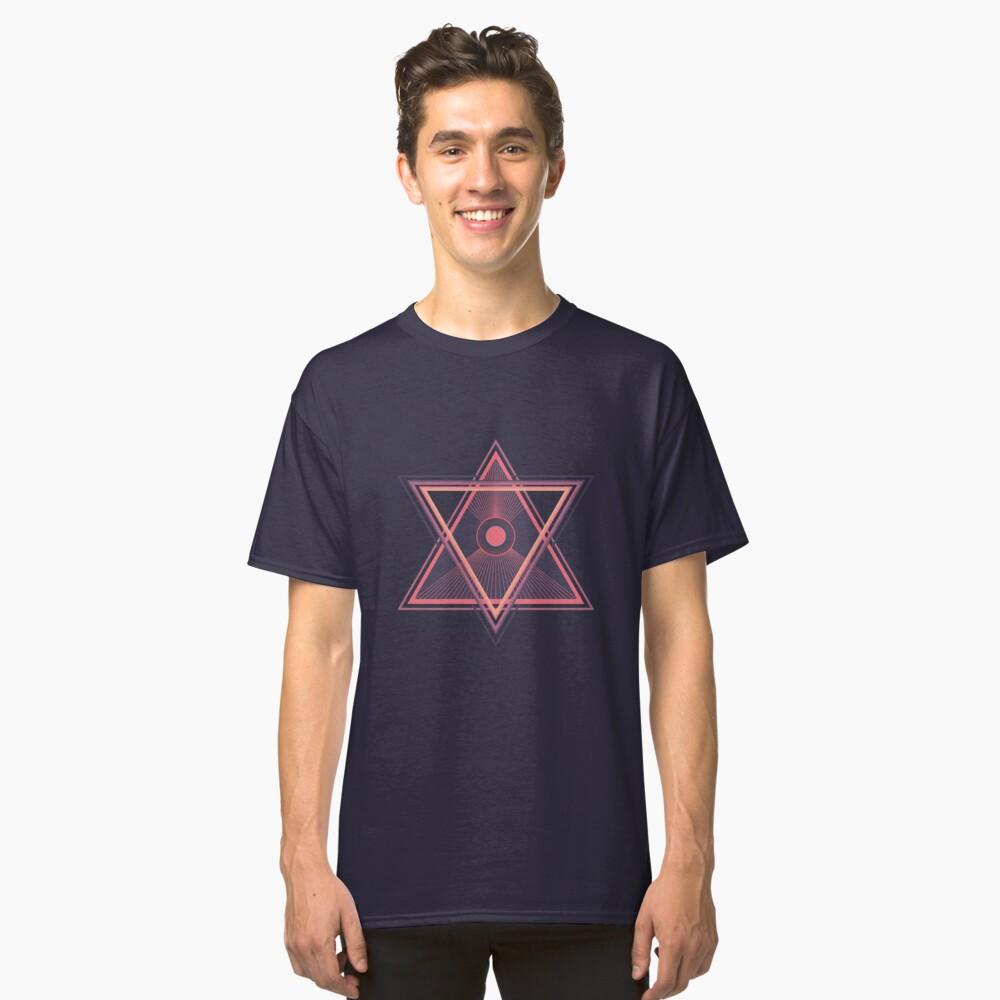 Entering the Portal Classic T-Shirt Front
