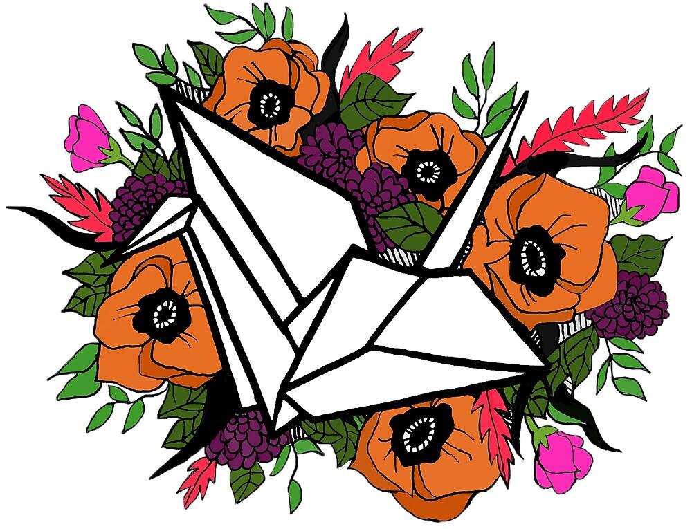 Paper Beauty by Rabble Rouser Arts