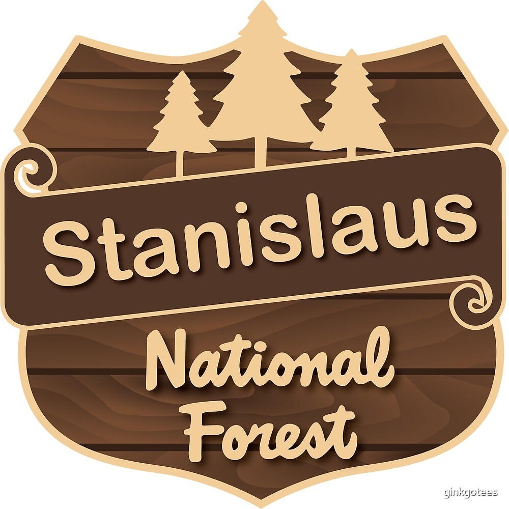 Stanislaus National Forest by ginkgotees