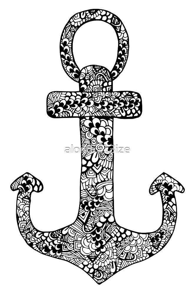 Anchor by alondra13ize