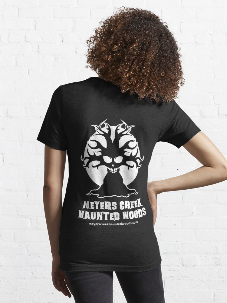 Alternate view of Meyers Creek Haunted Woods Official T-Shirt Essential T-Shirt