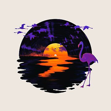 Vinyl Sunset by 38Sunsets