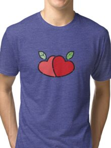 Adam's Apple ... Tri-blend T-Shirt