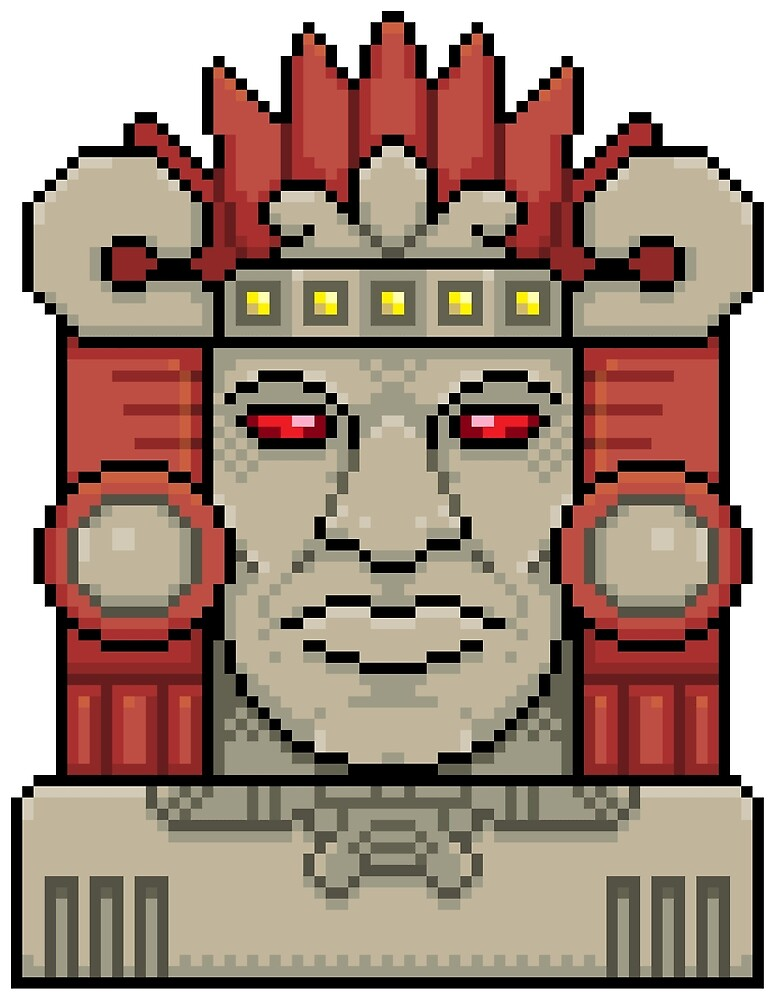 Pixel Omek by Rilly579