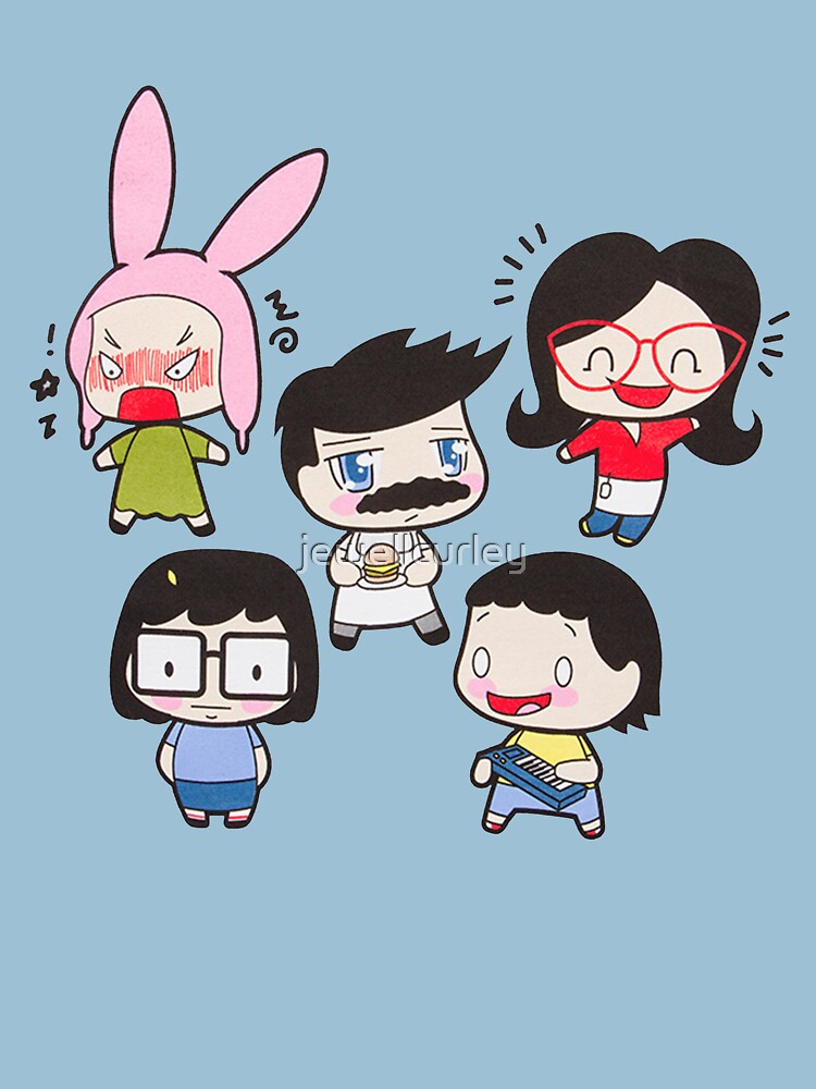BOBS BURGER by jewellcurley