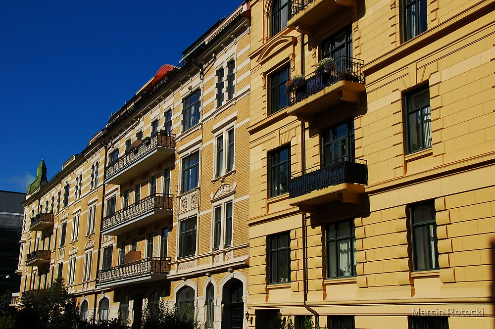 Balcony Galore by Marcin Retecki