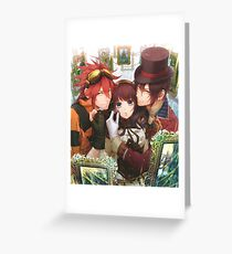 Realize Greeting Card